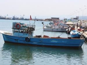 Fırtına artık balıkçılar için dert değil