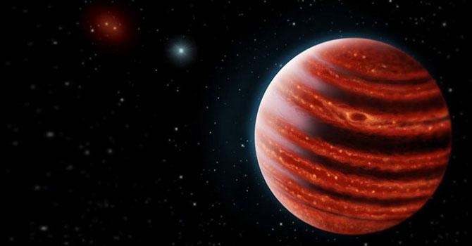 Jüpiter'in genç versiyonu keşfedildi