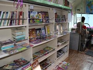 Diyanet'ten Kerkük'e 'mobil kütüphane'
