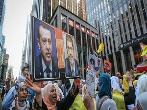 ABD'li Müslümanlar Mısır için adalet istiyor
