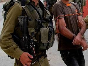 Mescid-i Aksa'da Filistinliler gözaltına alındı