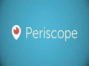 Periscope çılgınlığı her geçen gün artıyor