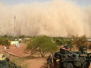 BM Mali'de bir şehri güvenlik bölgesi ilan etti