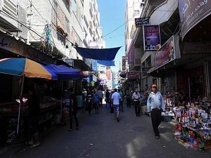 'Filistin ekonomisinden endişe ediyorum'