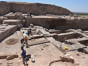 Saray yangınında ölen kadınlar 3 bin 900 yıl sonra bulundu