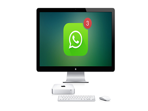 WhatsApp Web iPhone'da