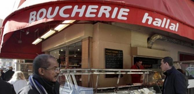 Fransada laiklik tartışması helal gıdaya sıçradı