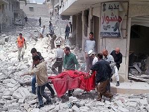 Esed rejimi iki yılda 125 kez kimyasal silah kullandı