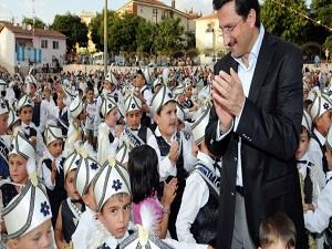 Keçiören'de geleneksel sünnet programı