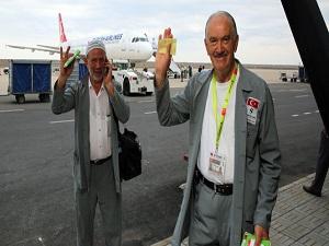 Ordu-Giresun Havalimanı'ndan ilk uluslararası uçuş