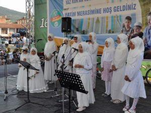 Yozgat Yaz Kur'an Kursu, Final Programı ile Tamamlandı