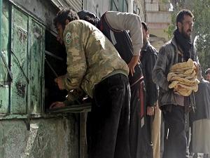 'Suriye'de ekmek 15 lira'