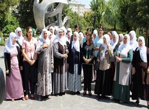 Barış annelerinden 'ateşkes' çağrısı