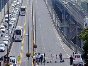 Haliç Köprüsü metrobüs yolu bakım çalışmaları ertelendi