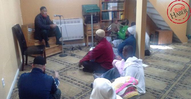 Amerika'daki Allahu Ekber mescidi dünyaya örnek
