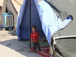 Suriye'den kaçan 100 bin Filistinli başka ülkelere sığındı