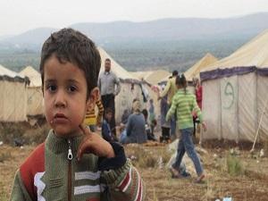 40 bin Suriyeli çocuk kışın üşümeyecek