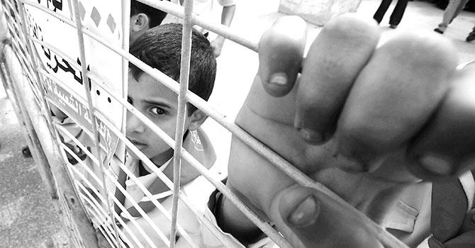 100 bin Filistinli ikinci kez sürgünde