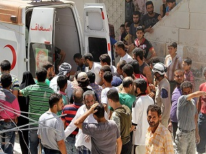 'DAEŞ Halep'te hardal gazı kullandı'