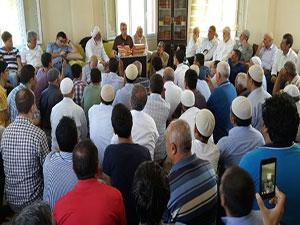 Molla Cuma Akgündüz medresesi dualarla açıldı