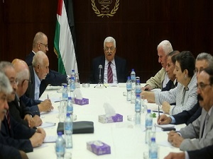 Abbas ve ekibi istifa etti