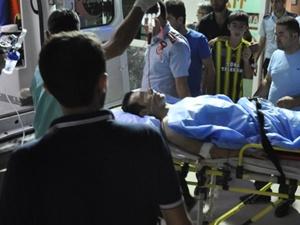 Yaralanan polis şehit oldu