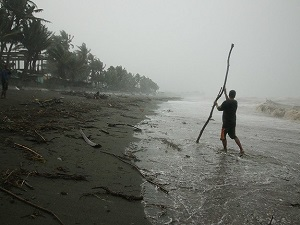 Filipinler'in tayfunla imtihanı