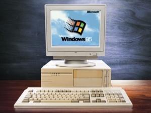 Windows 95 20 yaşında!