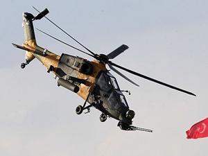 Atak helikopteri Polonya'da ilk uçuşunu gerçekleştirdi