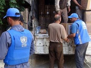 BM'den Libya'daki sığınmacılara gıda yardımı