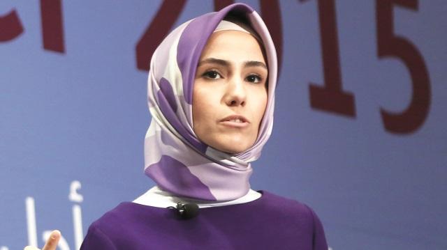 Sümeyye Erdoğan'a çirkin saldırıya suç duyurusu
