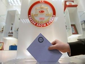 Seçim için 75,3 milyon oy pusulası basılacak