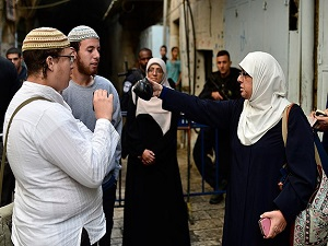 Yahudi yerleşimciler yeniden Mescid-i Aksa'ya girdi