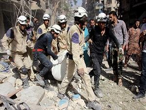 Halep'te aralıksız katliam