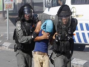 İsrail polisi 36 saatte 27 Filistinliyi gözaltına aldı