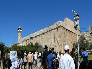 İsrail İbrahim Camisi'ni Müslümanlara kapatmayı planlıyor