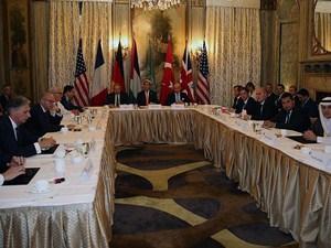 Dışişleri bakanları Suriye konusunda mutabık