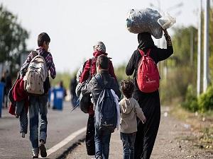 Belçika'dan Filistinli sığınmacılara destek