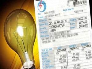 Tüketicilere elektrik faturası uyarısı