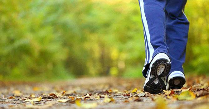 Sağlıklı bir hayat 'doğru yürüyüş' ile mümkün