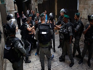 Fas'tan İsrail'e kınama
