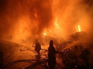 İstanbul'da yangınların yüzde 40,3'ü 'sigaradan' çıktı