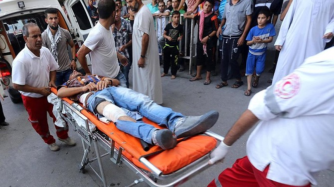 El-Halil sakini Filistinliler, Yahudilerin taşlı saldırılarından endişeli
