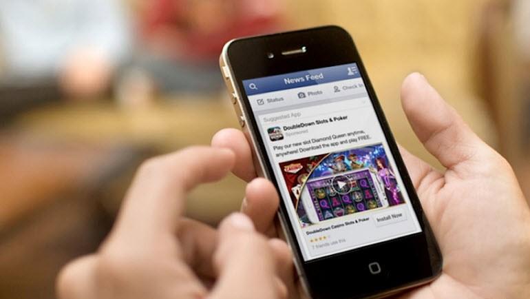 Facebook, iPhone pil sorununu çözdü!