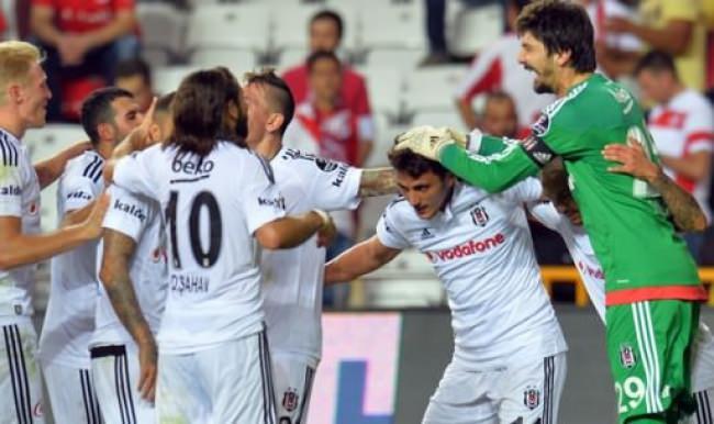 Beşiktaş'ta 12 yıl sonra bir ilk!