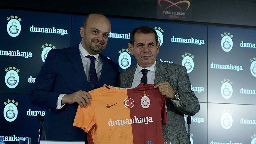 İşte Galatasaray'ın yeni sponsoru