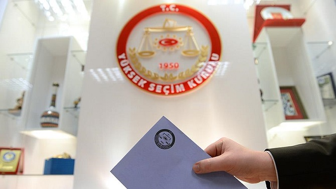 YSK'dan seçim takvimi açıklaması