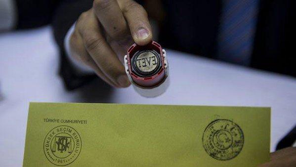 Oy kullanmamanın cezası açıklandı