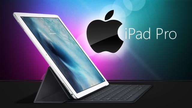 iPad Pro satışa sunuluyor
