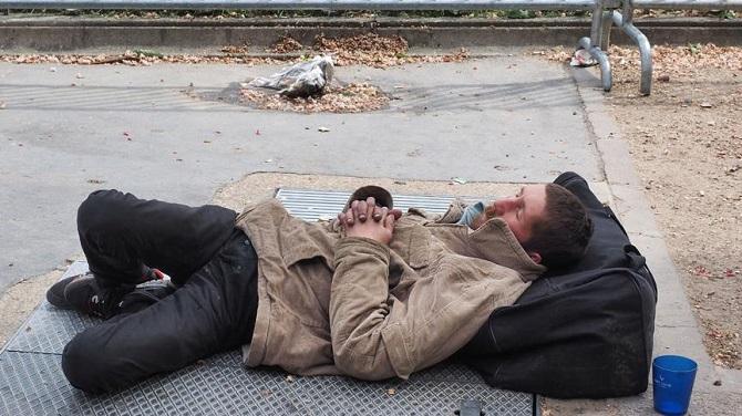 ABD'de evsizler alarmı